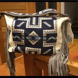 Handbags - Pendleton Holy Cow Couture Designer Bag